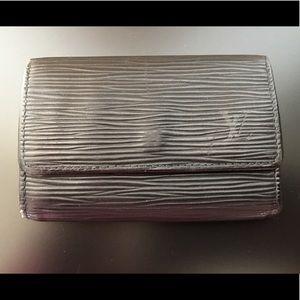 ▪️Louis Vuitton Epi 6 Key Holder